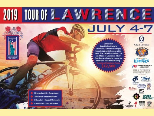 Tour of Lawrence 2019