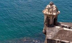 El Morro Fort Tower