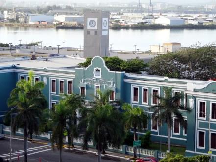 6th Floor View of Elementary School