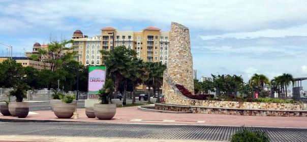 Bahia Urbana sign