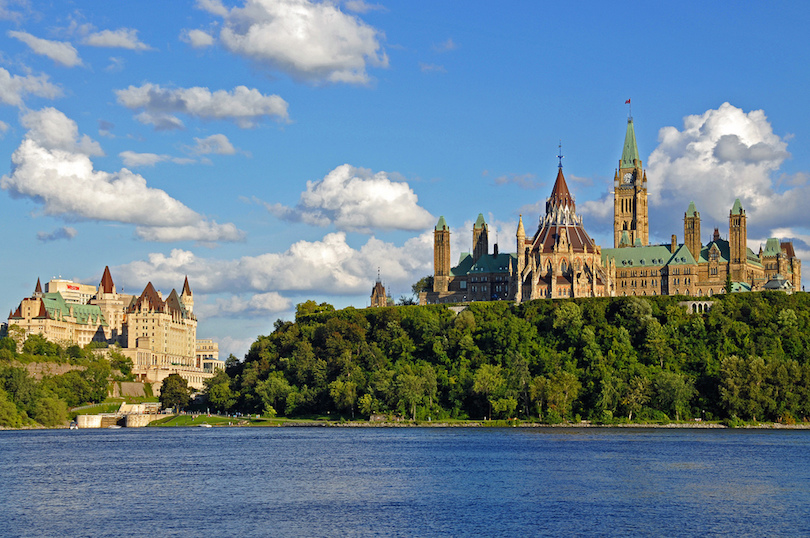 10 Best Places to Visit in Canada  with Photos   Map    Touropia Ottawa