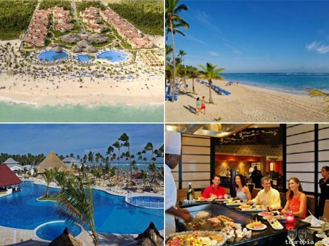 Bavaro Map Can Punta Resort Gran Bahia Principe