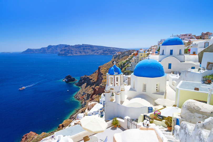 10 Top Tourist Attractions in Greece  with Photos   Map    Touropia  1 of Tourist Attractions In Greece