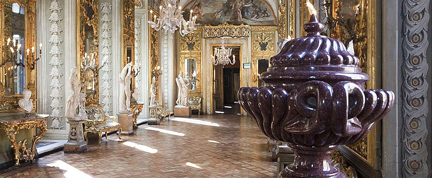 A Princely Way of Life: The Colonna and Pamphilj Galleries