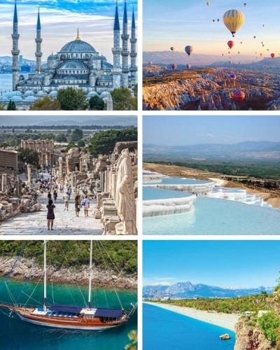 14 Days Turkey Tour