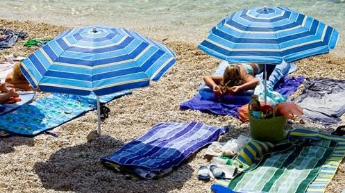 Can one Do Topless Sunbathing in Turkey Beaches or Pools?