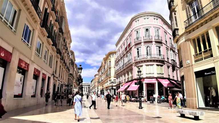 Malaga private walking tour