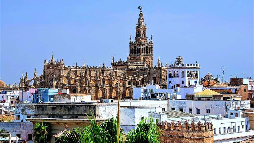 Washington Irving en Sevilla
