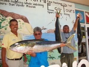 Sport fishing Loreto Baja