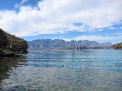 Sea of Cortez Isla Danzante