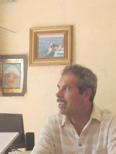 Juvenal Orozco Chavez owner Sea and Land Tours