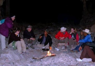 Multi day camping trips