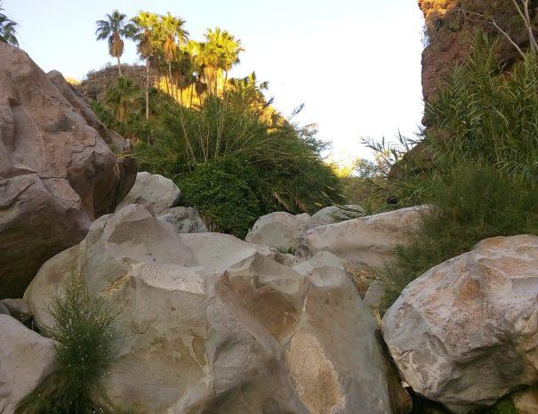 Las Parras Canyon