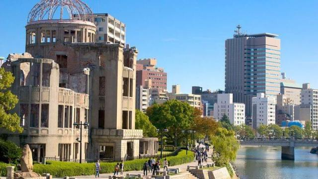 Bomb Dome Japan