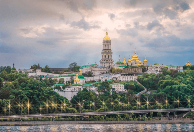 Tourist Attractions in Ukraine