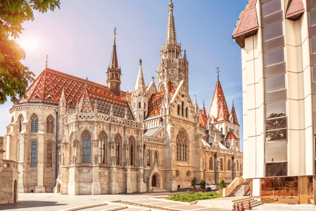 Tourist Attractions in Budapest