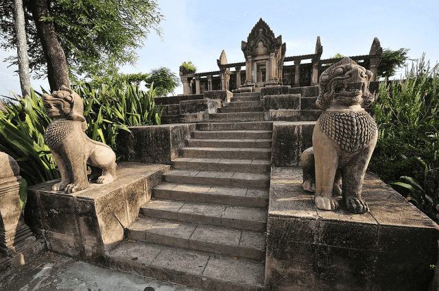 Tourist Attractions in Cambodia