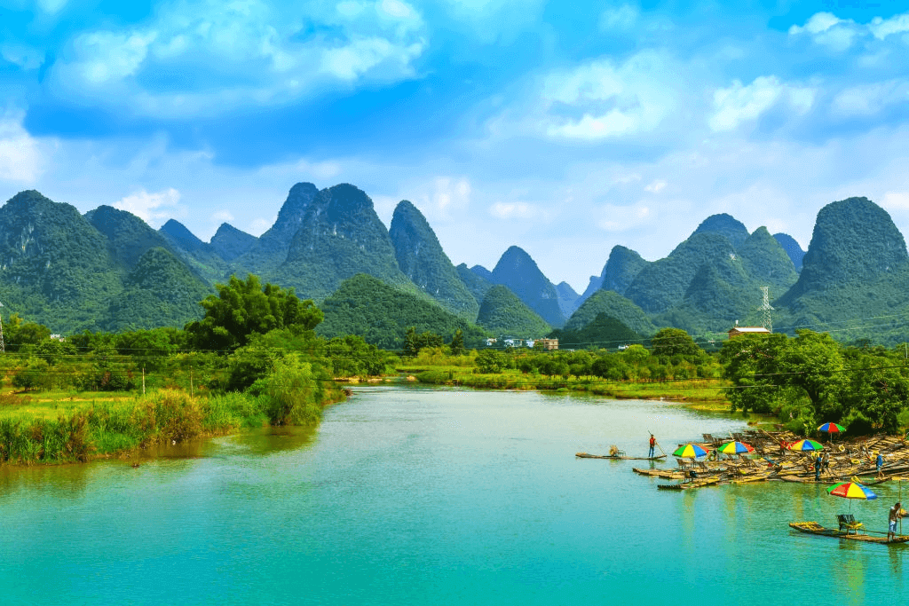Tourist Attractions in Taiwan