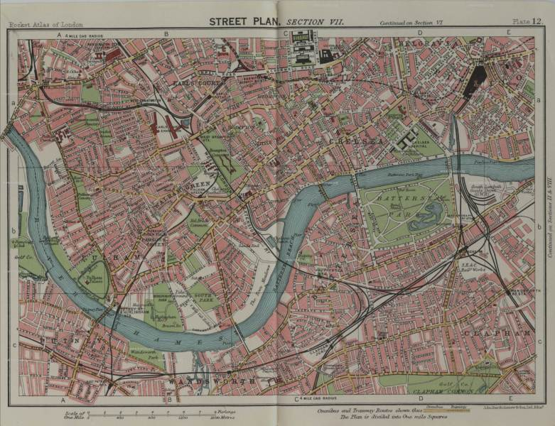 Free maps of London and England London Chelsea map in public domain  free  royalty free  royalty free