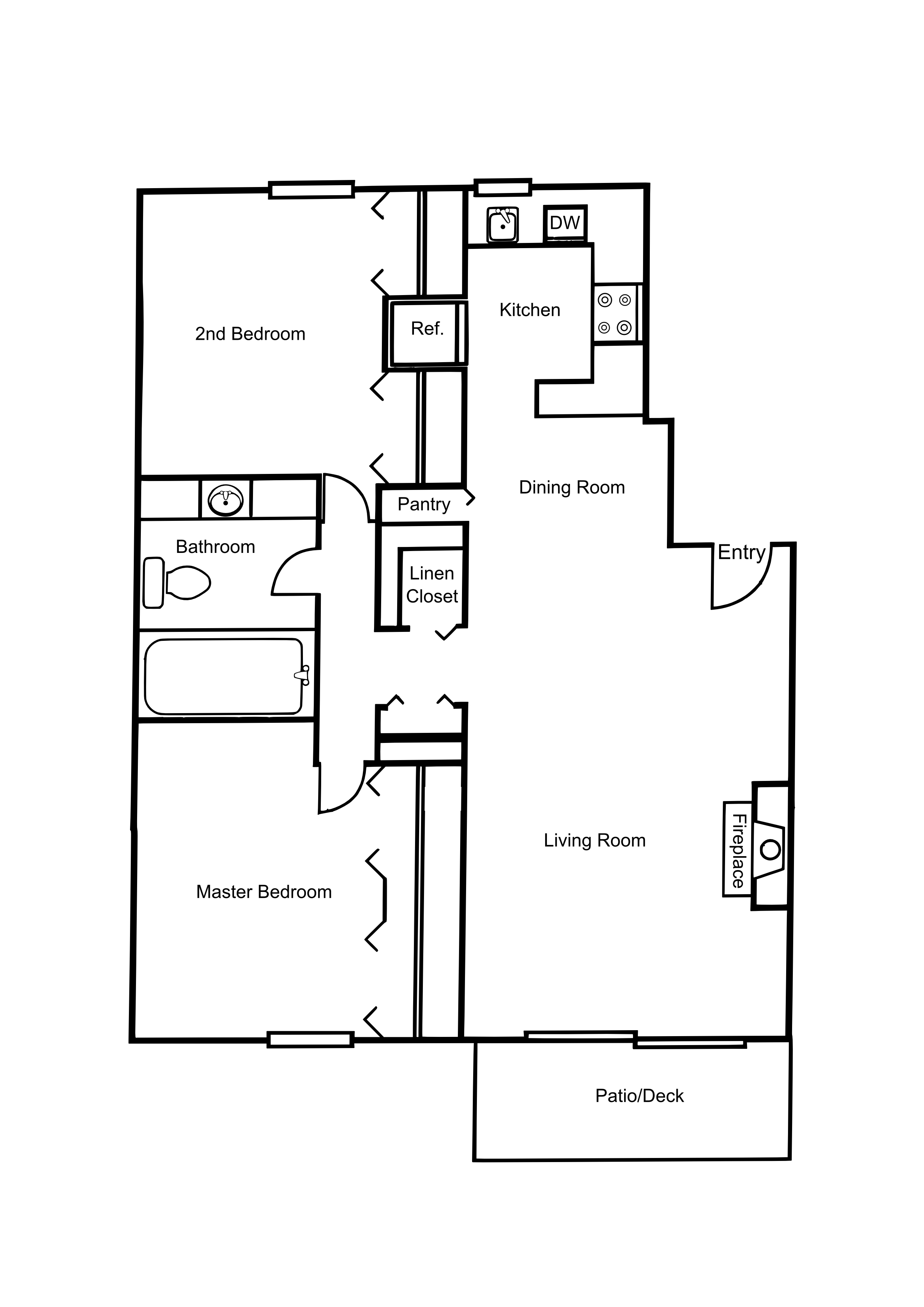 Floor Plan Graphic. Interactive floor plans are easy to setup  even if you don t have
