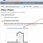 Setup interactive floor plans link
