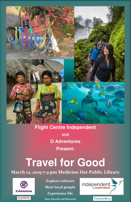 travel for good g adventures