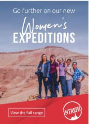 Intrepid women's expeditions