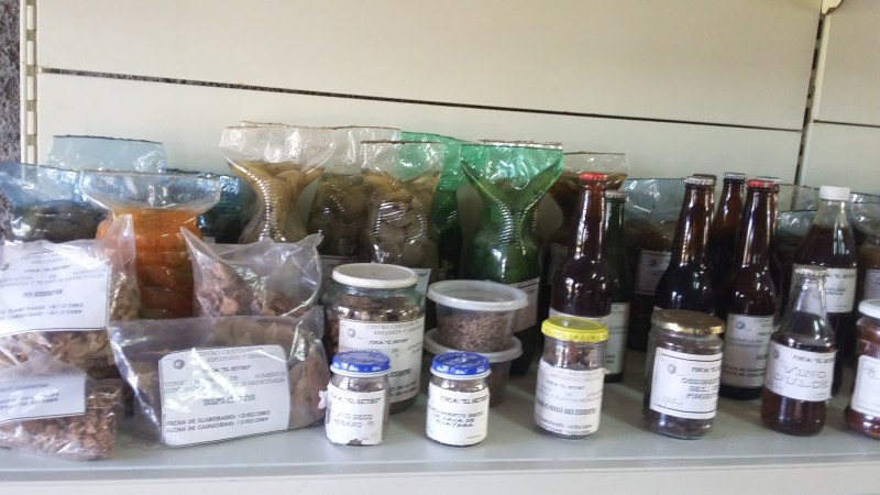 Deydrated and preserved foods