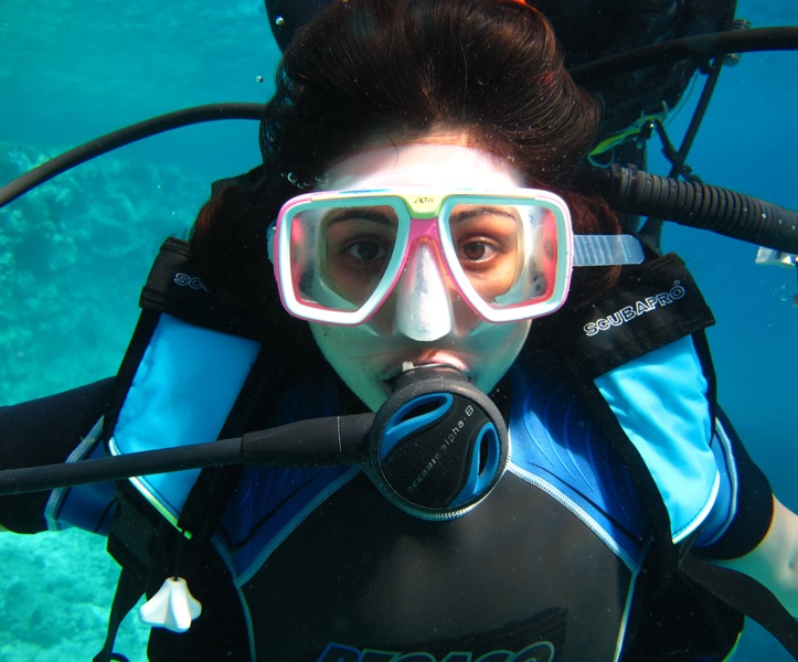 Scuba Diving in the Red Sea, Hurghada Egypt