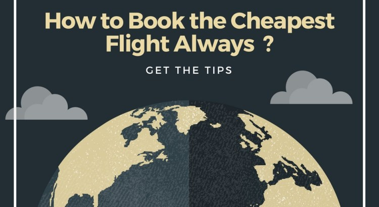 How to buy cheap flights