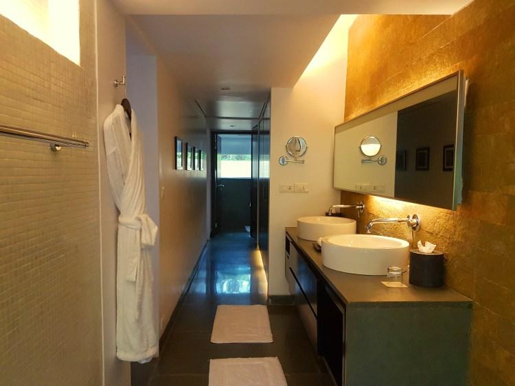 The Wash Area - Hilton Shillim Estate