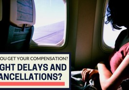Compensation for Flight Delays and cancellations