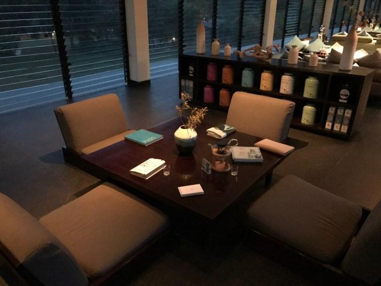 Tea house - Hilton Shillim Estate and Spa