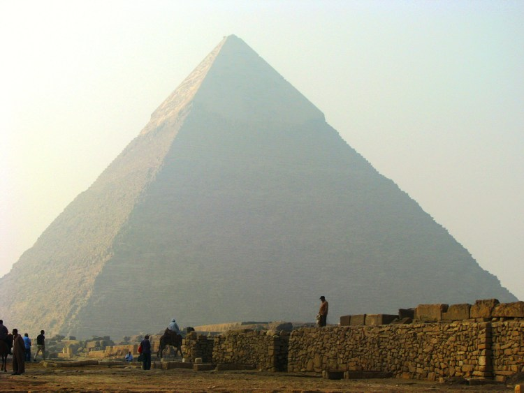 The Great Pyramid - Pyramid of King Khufu