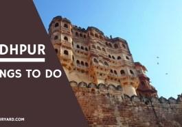 Jodhpur Mehrangad Fort