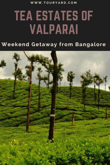 Weekend Getaway to Valparai