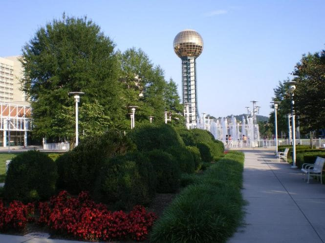 Sunsphere & World's Fair Park