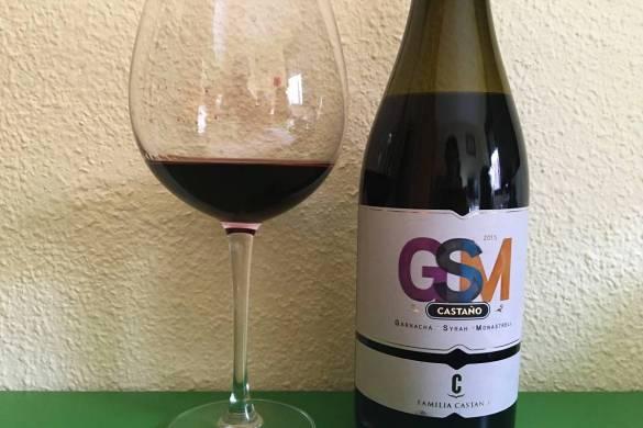 cata de vinos castano gsm 2015