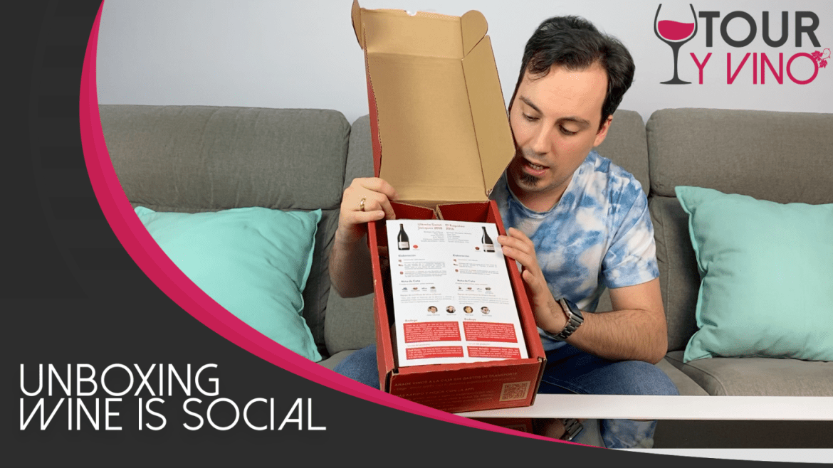unboxing wineisocial