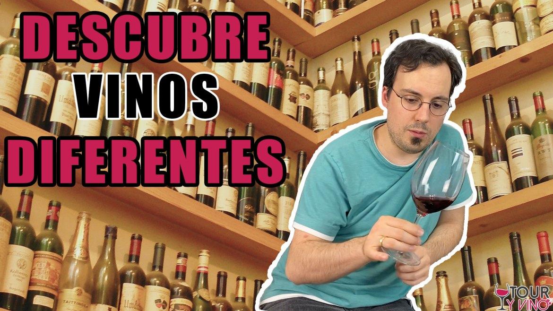 como descubrir vinos diferentes