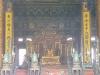 Le trône du palais de l'Harmonie suprême