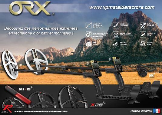XP ORX: Comment le régler sur le terrain.
