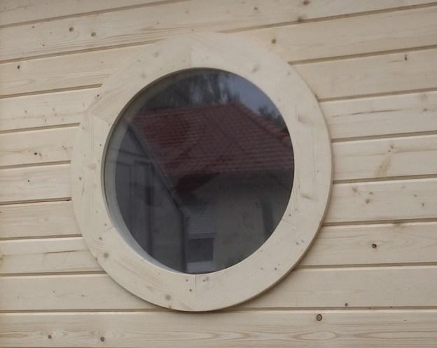LORIENT Fenêtre ronde