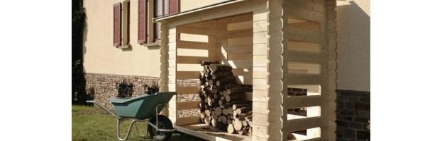 Bûcher bois : les étapes de montage