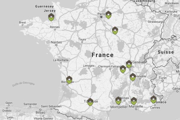 TOUSCHALETS 11 agences de proximité