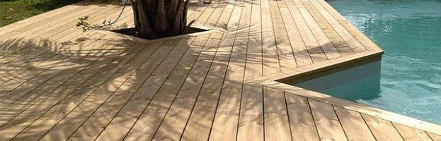 Réussir la pose de sa terrasse en bois