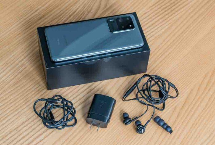 Samsung Galaxy S20 Box