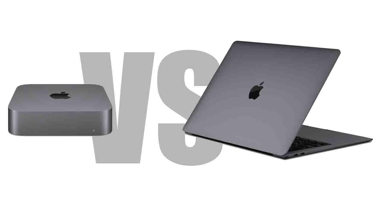 MacBook Air vs Mac mini