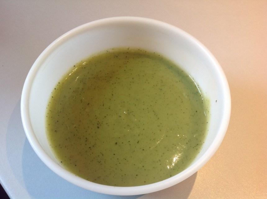 Soupe Pomme de terre - Poireau - Courgette