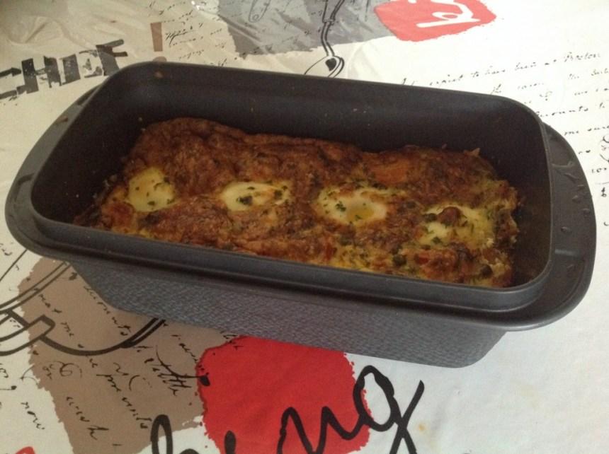 terrine de légumes aux oeufs et sa mayonnaise allégée 3